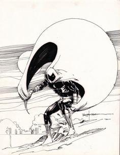 Moon Knight by Bill Sienkiewicz