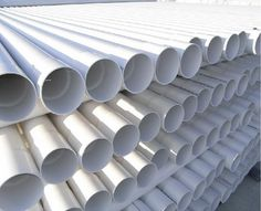 made from polyvinyl chloride are widely applicable for sewer lines, water systems and underground plumbing with excellent durability. Pvc Pipe Fittings, Pvc Pipes, Pipe Supplier, Drainage Pipe, Pipe Lamp, Water Systems, Water Pipes, Water Crafts, Amazon River
