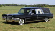 1969 Cadillac Crown Royale Funeral Coach by Superior