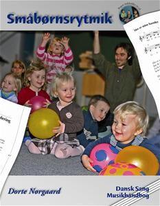 Småbørnsrytmik bog + CD
