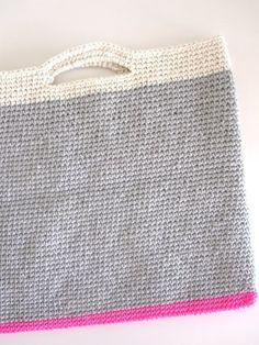 Crochet bag - http://mulles-oldekolle.blogspot.dk/