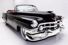 1952 Cadillac Other Black, Red Interior | eBay Motors, Cars & Trucks, Cadillac | eBay!