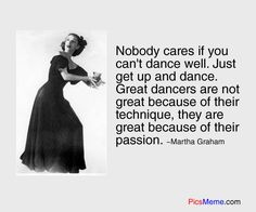 Martha Graham #capezio #dance