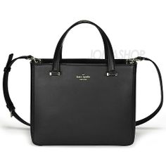 kate spade new york 2 Park Avenue Sweetheart Top Handle Bag,Black,One Size