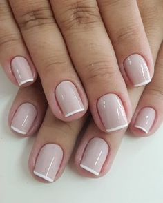 Nude nails designs are classy, which makes them appropriate for any occasion. Nude nails designs are classy, which makes them appropriate for any occasion. Nude nails designs are classy, which makes them appropriate for any occasion. Classy Nails, Simple Nails, Sns Nails, Acrylic Nails, Glitter Nails, Nagel Hacks, Classy Nail Designs, Trendy Nail Art, Super Nails