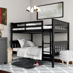 Teen Bunk Beds, Black Bunk Beds, Bunk Beds For Girls Room, Full Size Bunk Beds, Bunk Bed Sets, Bunk Beds For Boys Room, Adult Bunk Beds, Beds For Small Rooms, Kid Beds