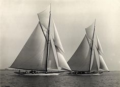 Donan Raven's Sailing Trivia: The revival of the 15-Metre Class