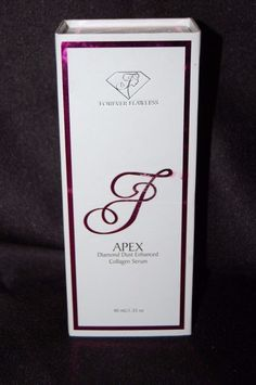 Forever Flawless APEX Diamond Dust Collagen Serum in Box #ForeverFlawless