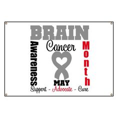 brain cancer awareness month - How fucked up is this. In may we find a tumor and it's brain cancer awareness month.