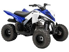 New 2016 Yamaha Raptor 90 ATVs For Sale in New York. Remember the first ride you took? The freedom, and independence? How that feeling turned into a lifelong passion? Get your little one started on Yamaha's Raptor 90. Reverse and electric start with big-bike styling make the Raptor 90 easy to learn on while looking fast.