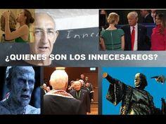 """""""LOS INNECESARIOS"""", la nueva raza mayoritaria.  Consp 2016 cap 46"""