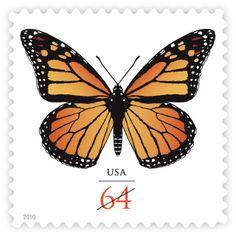 Monarch | Stamp Issue | USA Philatelic