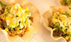 Homemade Recipes Made Easy and Delicious Mini Tacos, Best Salad Recipes, Meat Lovers, Filipino Recipes, Lunches And Dinners, Food Preparation, Make It Simple, Dinner Recipes, Vegetarian
