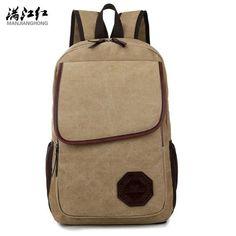 Man s Backpack Bag University Boys  Leisure Backpack School Bag Mochila Bag  Modern Fashion 3db403117e