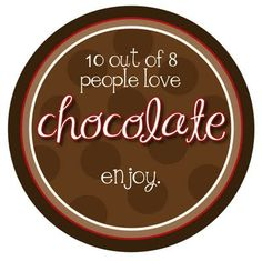 Chocolate is loved around the world. Here are 10 fun facts about chocolate that might just surprise you. Chocolate Dreams, Chocolate Delight, Death By Chocolate, I Love Chocolate, Chocolate Heaven, Chocolate Gifts, How To Make Chocolate, Chocolate Lovers, Chocolate Recipes