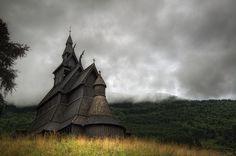 Hopperstad Stave Church, Norway