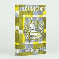 Iris Murdoch - The Unicorn - First Edition 1963 - Jonkers Rare Books