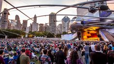 Your guide to the Millennium Park summer concert series