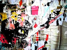 layers of old posters on a wall, taken near farringdon road, in east central london, taken Peeling Paint, Old Wall, Poster On, Fresco, Decay, Rust, Cool Art, Collage, Walls