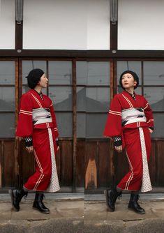 これで最後!!ラスト1着ツーライン、赤色!!|京都 モダンアンテナ工房日記