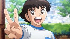 Captain Tsubasa: il remake anime di Holly e Benji sarà trasmesso su Italia 1 Captain Tsubasa, Anime Chibi, Atomic Blonde Aesthetic, Atom Tattoo, Atomic Kitten, Atom Heart Mother, Otaku, Clannad, Caricatures