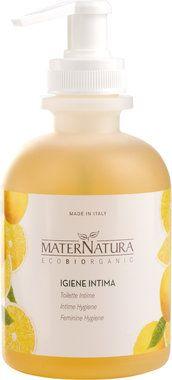 MaterNatura Detergente Intimo ai Semi di Pompelmo