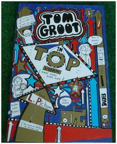 Tom Groot in topvorm (maar soms even niet) Graphic novels recensie review favoriet leesvoer huis voorstellen boeken lezen tekeningen…
