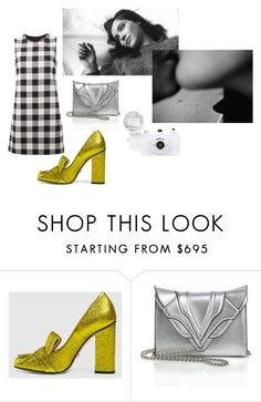 """."" by vania-viana ❤ liked on Polyvore featuring Gucci, Elena Ghisellini, Dolce&Gabbana, ANNA and GUNNAR"