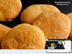 Khobz – Moroccan Bread / Marokkanske Brød