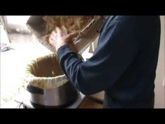 Beeswax cleaning, a simple, safe and cost effective method