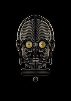Art Deco - C3PO