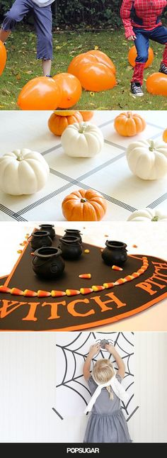 17 Festive (and Fabulous!) DIY Kids' Halloween Party Games