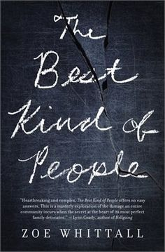 Book The Best Kind of People by Zoe Whittall