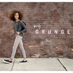 girly grunge | abercrombiekids.com
