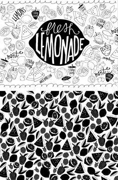 lemonade stand posters