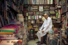 Calcutta bookseller