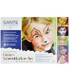 Sante Kit de Maquillage enfant