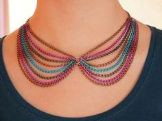 collares color coral - Buscar con Google