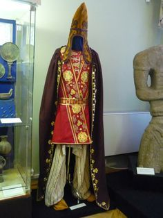 Scythian clothing