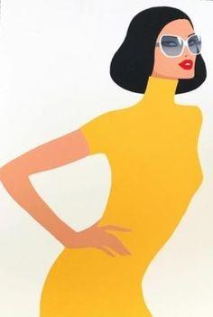 Jason Brooks Painting Of Girl, Figure Painting, Mats Gustafson, Fashion Art, Fashion Beauty, Jason Brooks, Megan Hess, David Downton, Pop Art