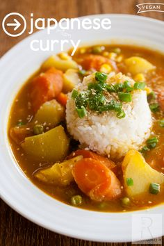 OMG sooo good! Made it for an event this weekend - making it again for an event next week!! Vegan Japanese Curry | vegan miam