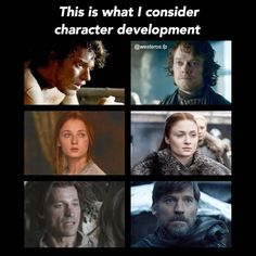 Sansa Stark, Margery Tyrell, Got Characters, Nikolaj Coster Waldau, The North Remembers, Jaime Lannister, Game Of Thrones Fans, Valar Morghulis, Character Development
