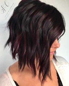 Most people think of thick hair as luxurious. Thin, fine hair is often seen as limp and unable to hold any particular style. But it is actually versatile and can be made to look most any way a pers… Ombré Hair, Hair Dos, Popular Short Hairstyles, Short Bob Hairstyles, Modern Hairstyles, Pixie Haircuts, Braid Hairstyles, Hairstyles Haircuts, My Hairstyle