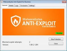 Malwarebytes Anti-Exploit 1.12.1.43 Crack is a small, not an antivirus, but compatible with most antivirus. Its specialized shield designed to protect you against one of the most dangerous forms of malware attacks.Malwarebytes Anti-Exploitis a straightforward piece of software that protects