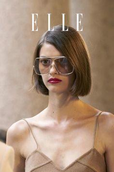 Zum Ende des Sommers 2021 wünschen wir uns einen neuen Haarschnitt! Diese Frisuren-Trends vom Runway sind die beste Inspiration – jetzt auf Elle.de entdecken!