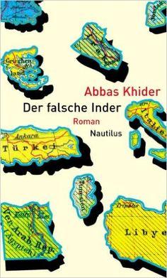 Khider, Abbas: Der falsche Inder (830 Khi - Standort: Zeitgenössische Literatur)