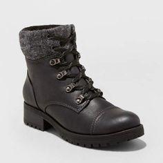 fc996f8f3f7c Women s Danica Hiking Boots - Mossimo Supply Co.