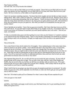 Elf on the shelf letter to start the season off put out at north my guys elf already came last year but im gonna change this up a bit for his return to be with us this holiday season letter from santa explaning santa spiritdancerdesigns Choice Image