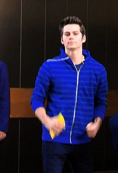 Dylan's dancing is sexy adorable!!!!!