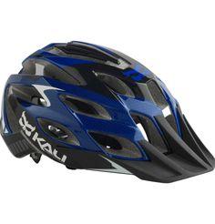 ddd22955576 Amara XC Helmet- Blue by Kali Protectives